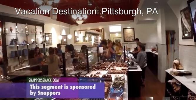 Vacation Destination: Pittsburgh, PA