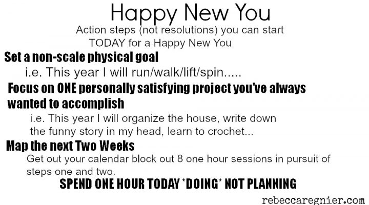 The Two Week New Year Plan
