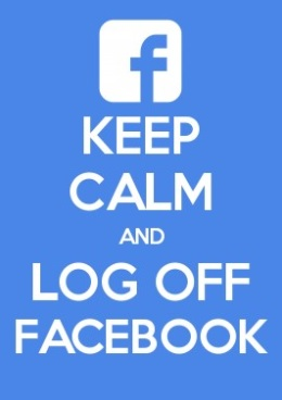 Giving Up Facebook For Lent