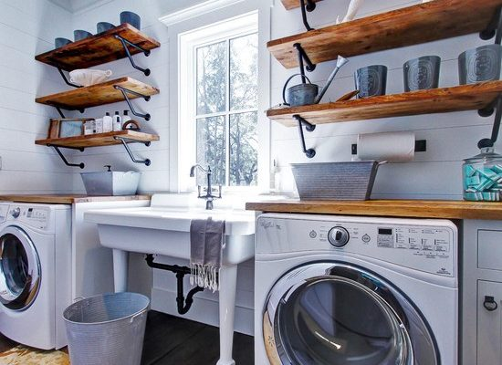 Laundry Room Envy