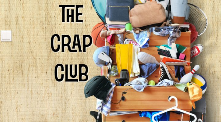 Cut The Crap Game in October