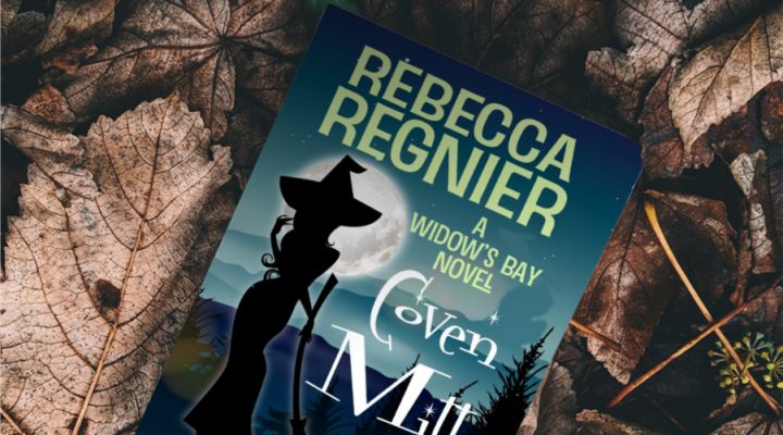 Widow's Bay Book 2 is LIVE
